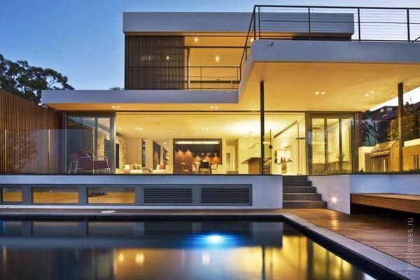 Дом в сиднее в стиле модерн