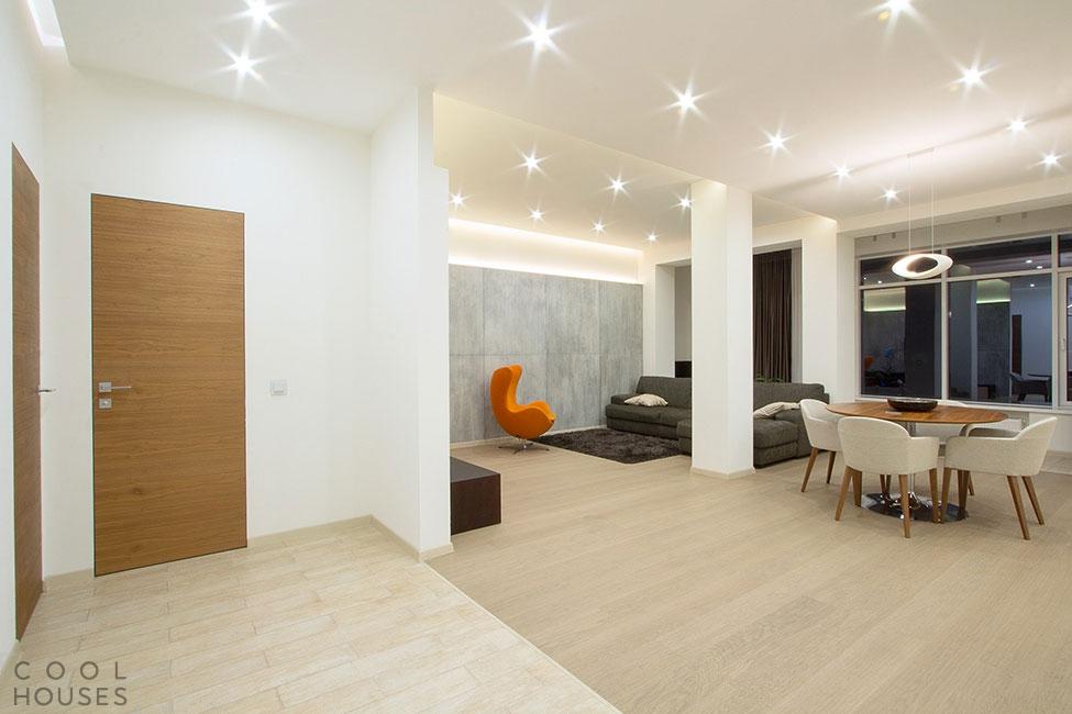 Необычная квартира