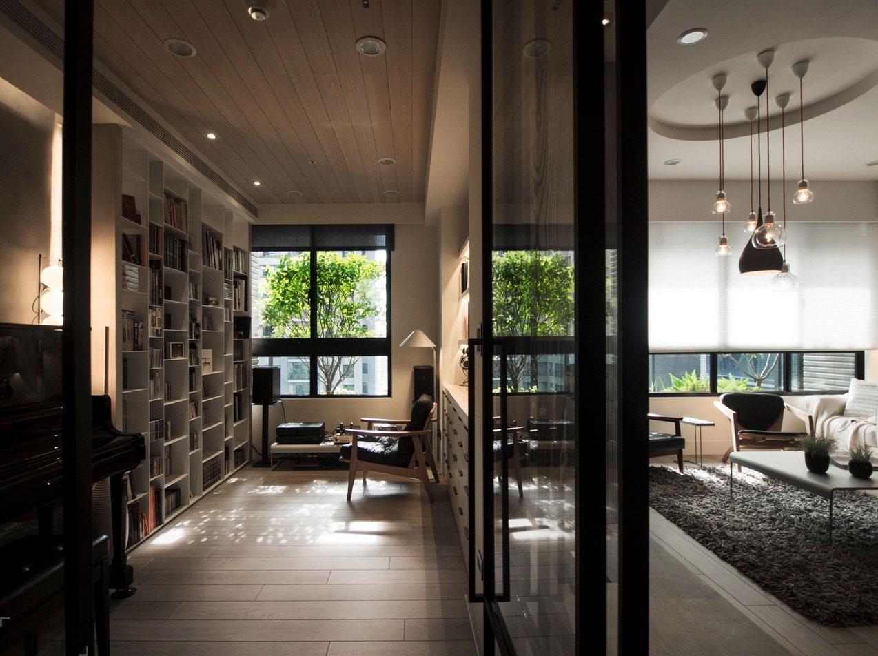 Европейский дизайн жилых помещений фото