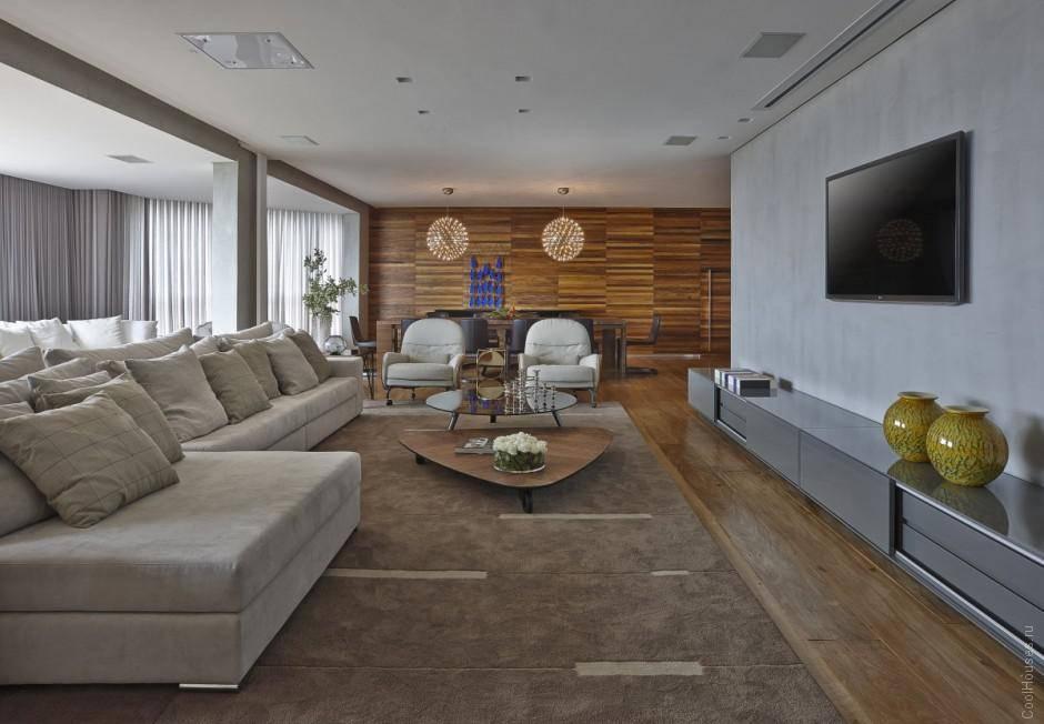 интерьер дома внутри дома фото